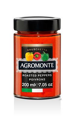 Agromonte Roasted Pepper Bruschetta - 200ml