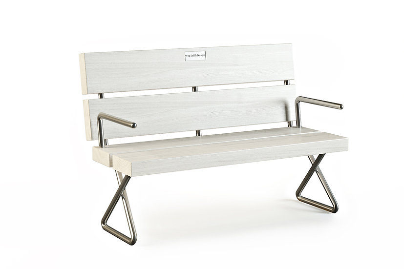 Modern Classic City Bench