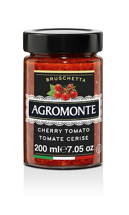 Agromonte Cherry Tomato Bruschetta - 200ml