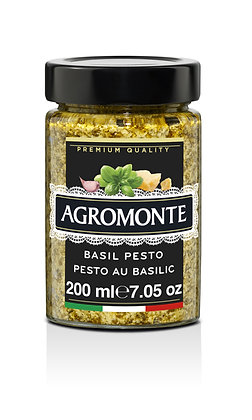 Agromonte Basil Pesto - 200ml