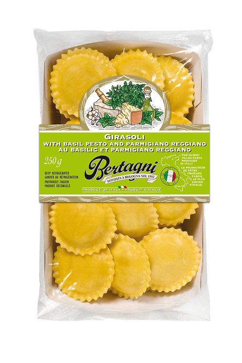 Bertagni Basil and Parmigiano Reggiano Girasoli