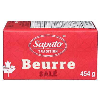 Saputo Salted Butter - 454g