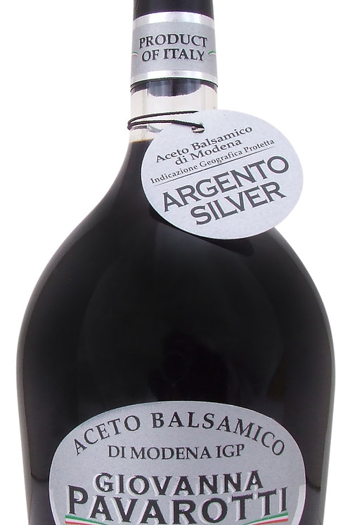 Giovanna Pavarotti Balsamic Vinegar - 10 Year Silver