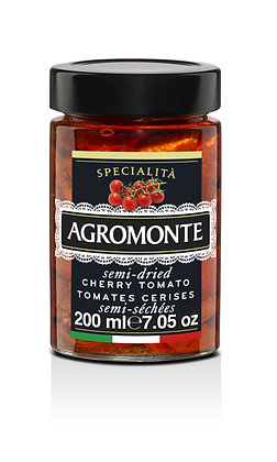 Agromonte Semi-Dried Cherry Tomatoes - 200ml