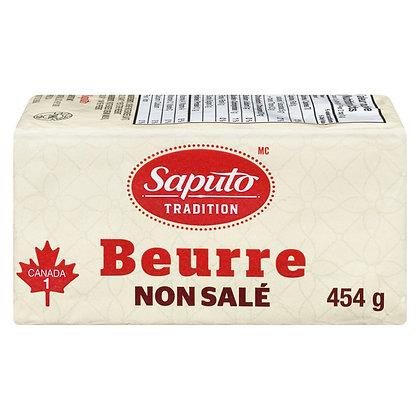 Saputo Non-Salted Butter - 454g