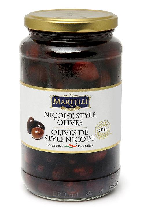 Martelli Nicoise Olives