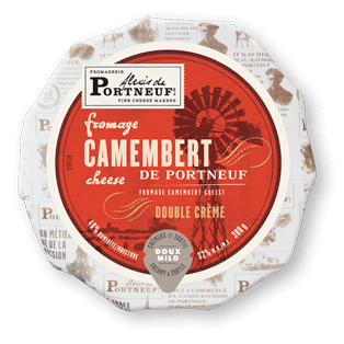 Alexis de Portneuf Camembert de Portneuf - 300g