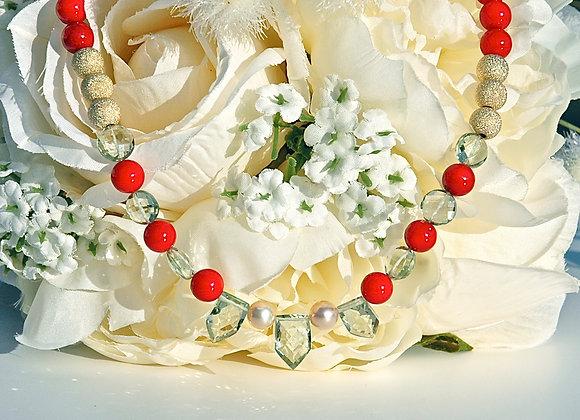 Coral Dreams Necklace
