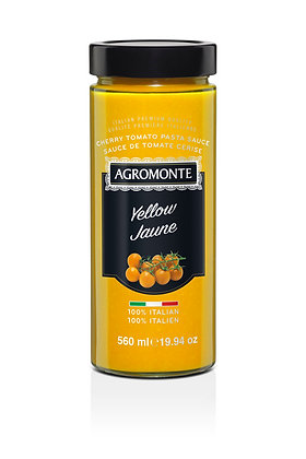 Agromonte Yellow Cherry Tomato Sauce - 580ml
