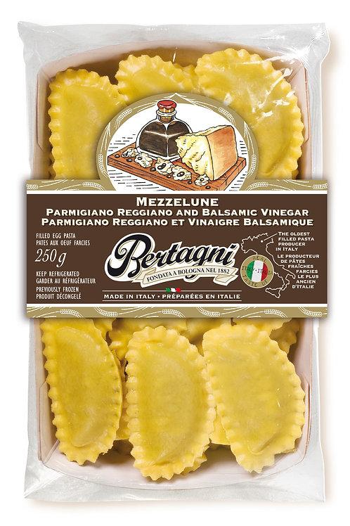 Bertagni Parmigiano Reggiano and Balsamic Mezzelune
