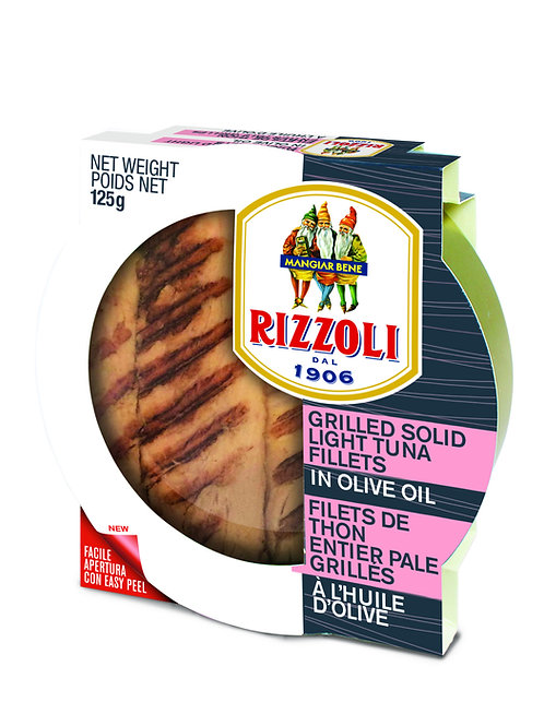 Rizzoli Grilled Tuna Fillet
