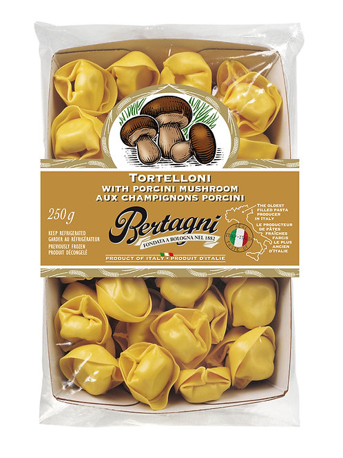 Bertagni Porcini Mushroom Tortelloni