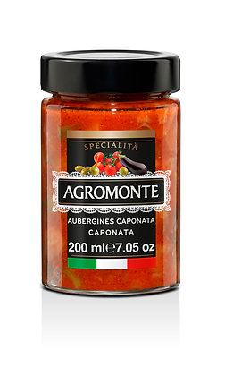 Agromonte Caponata - 200ml