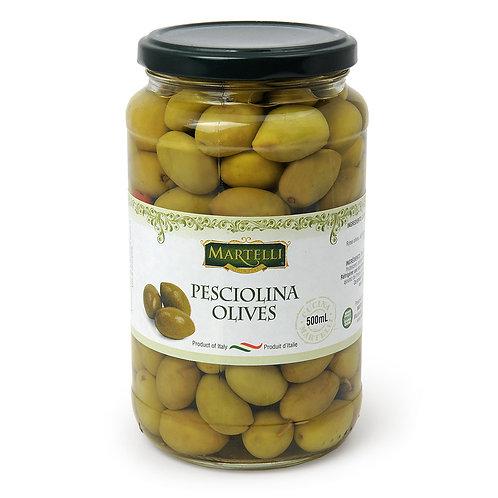 Martelli Pesciolina Olives