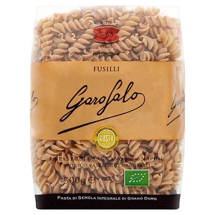 Garofalo Whole Wheat Organic Fusili #563 - 500g