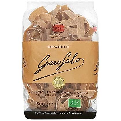 Garofalo Whole Wheat Organic Papardelle  #513 - 500g