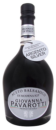 Giovanni Pavarotti Balsamic Vinegar - 10 Year Silver 250ml