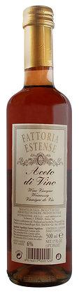 Fattoria Estense Red Wine Vinegar - 500ml