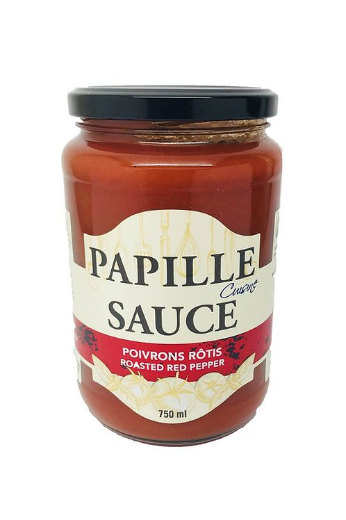 Papille Roasted Pepper Tomato Sauce