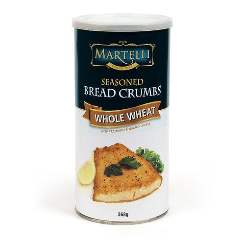 Martelli Seasoned Whole Wheat Breadcrumbs