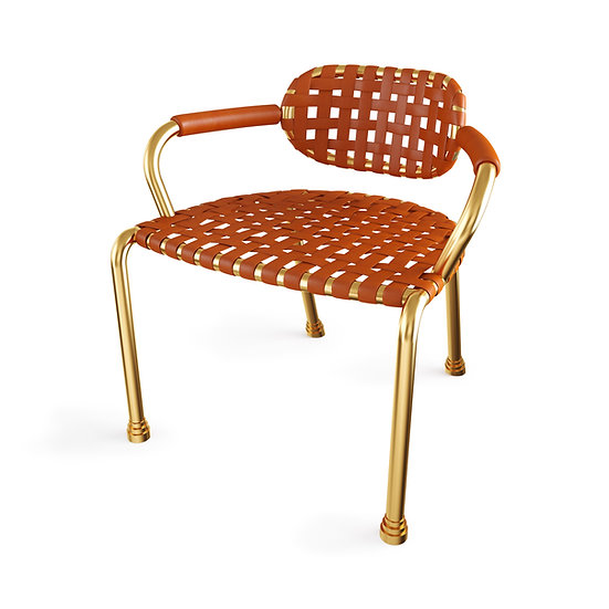Picture Perfect Patio Chair