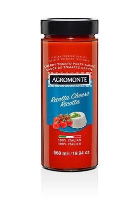 Agromonte Ricotta Cherry Tomato Sauce - 580ml