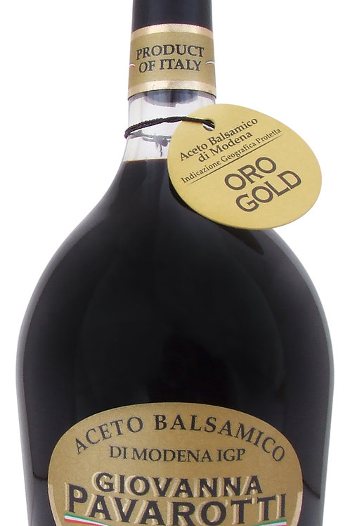 Giovanna Pavarotti Balsamic Vinegar - 12 Year Gold