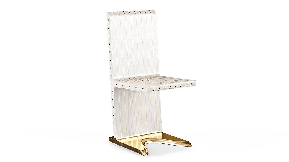 Modern Medieval Chair
