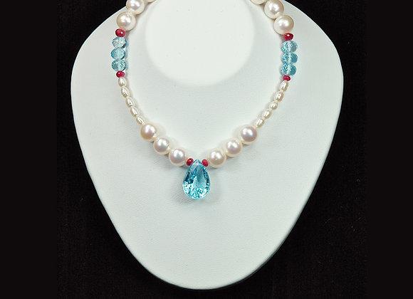 Angel Blue Bracelet