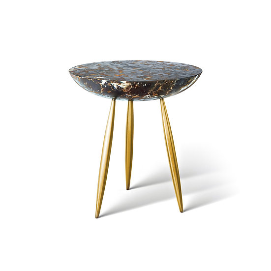 Scoop Side Table