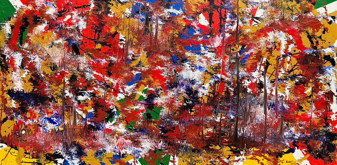 Troy Smith Studio - Contemporary Painting