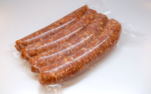 Hot Fennel Sausage 4 Units