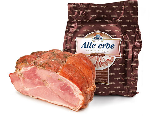 Italian Cooked Ham with Herbs