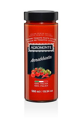 Agromonte Arrabbiata Cherry Tomato Sauce - 580ml
