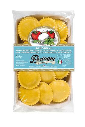Bertagni Roasted Tomato, Basil and Mozzarella Girasoli - 250g