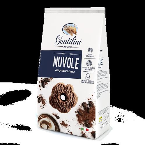 Gentilini Nuvole Cream and Cocoa