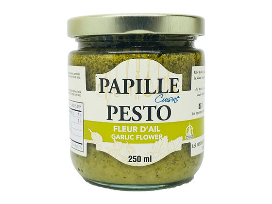 Papille Garlic Flower Pesto - 212ml