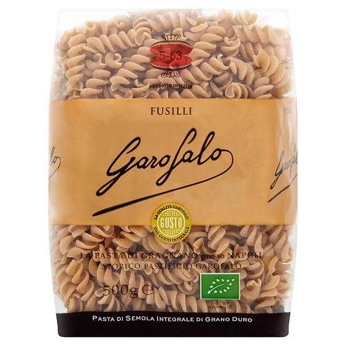 Whole Wheat Organic Fusili #563