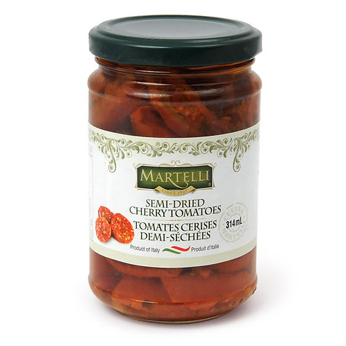 Martelli Semi-Dried Cherry Tomatoes in Oil