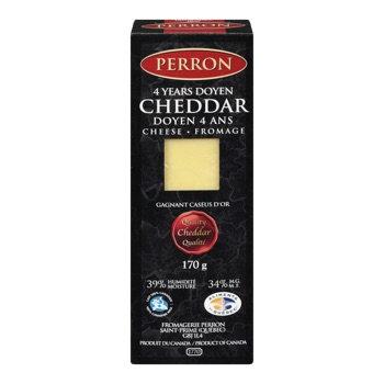 Perron Cheddar 4 Year - 170g