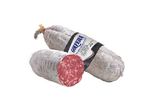 Sopressa Salami with Garlic