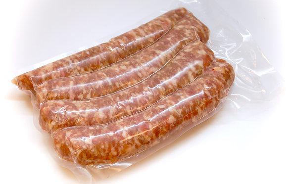 Italian Hot Sausage 4 Units