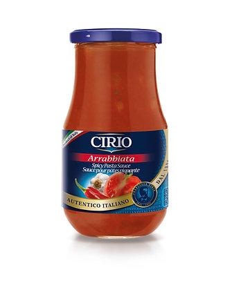Cirio Arrabbiata Tomato Sauce - 446ml