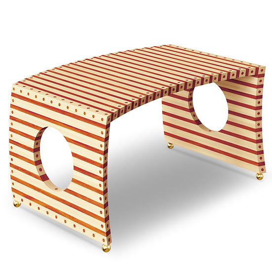 Striped Desk