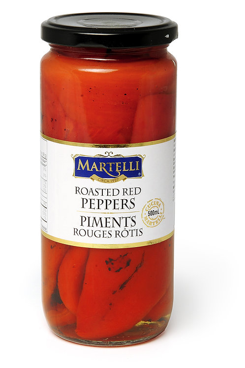 Martelli Roasted Red Peppers