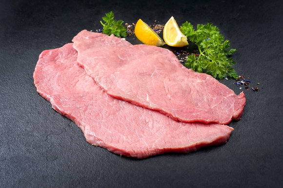 Milk Fed Veal Scallopini Approx 250g