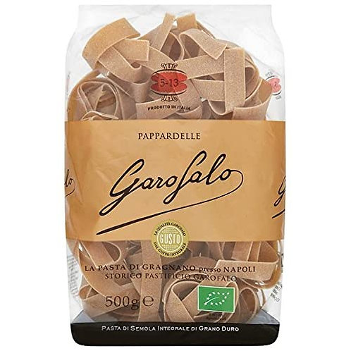 Whole Wheat Organic Papardelle #513