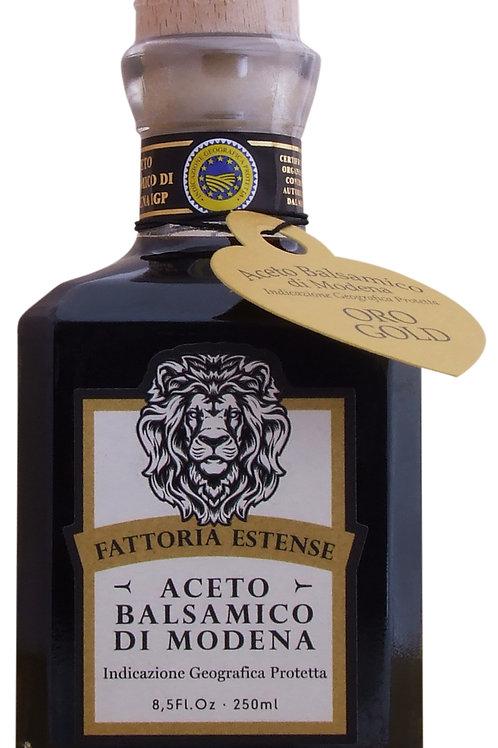 Fattoria Estense Balsamic Vinegar Cubica - 12 year Gold