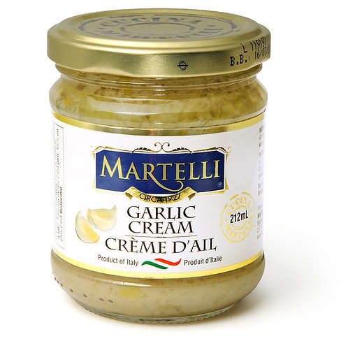 Martelli Garlic Cream