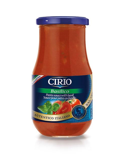 Cirio Basil Tomato Sauce